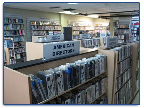 Movies at Spin-it Records & Video